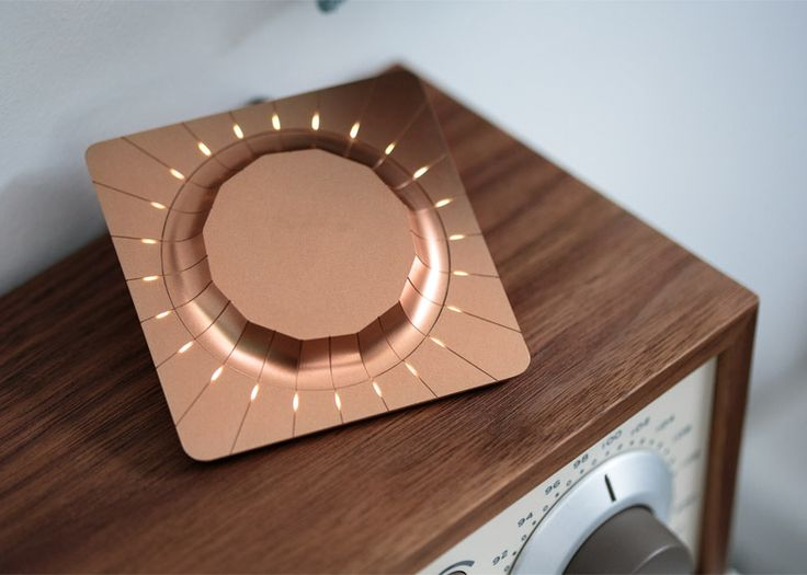 Gadi Amit S Beep Device Syncs To Any Speaker In The Home