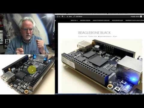 Beaglebone Black LESSON 1: Understanding Beaglebone Black Pinout - YouTube
