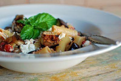 Lidia S Kitchen Eggplant With Egg
