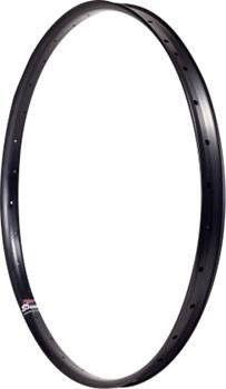 Velocity Dually Rim: 27.5+ x 45mm 32h, Black