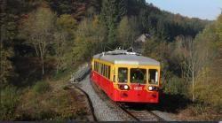 Train Touristique le Chemin de Fer du Bocq à Ciney
