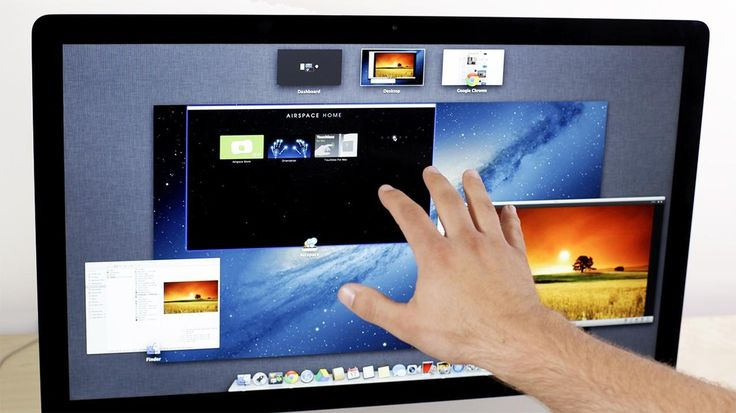 Control a Windows or Mac using hand and finger gestures using Leap Motion.