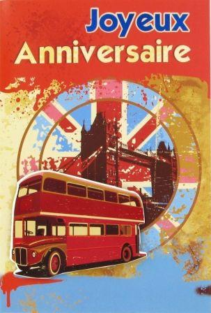 Nos Nouvelles cartes anniversaire aux couleurs de Londres. Livraison gratuite de vos cartes http://lacarteriedeflavie.com/ #london #uk #Londres #carterie #lacarteriedeflavie #cartelondon #cartelondres #cartedouble