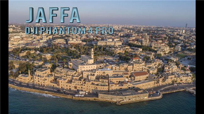 De video van vandaag laat u opnamen zien van Jaffa, de oude stad waar omheen later Tel Aviv is ontstaan. Met prachtige opnamen uit de lucht zien we de haven van Jaffa met ligplaatsen voor boten, de Sint Petruskerk met de skyline van Tel Aviv op de achtergrond, en nog veel meer.