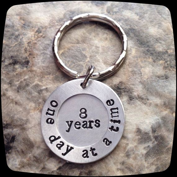Sobriety Gift One day at a time Sobriety by ThatKindaGirl on Etsy