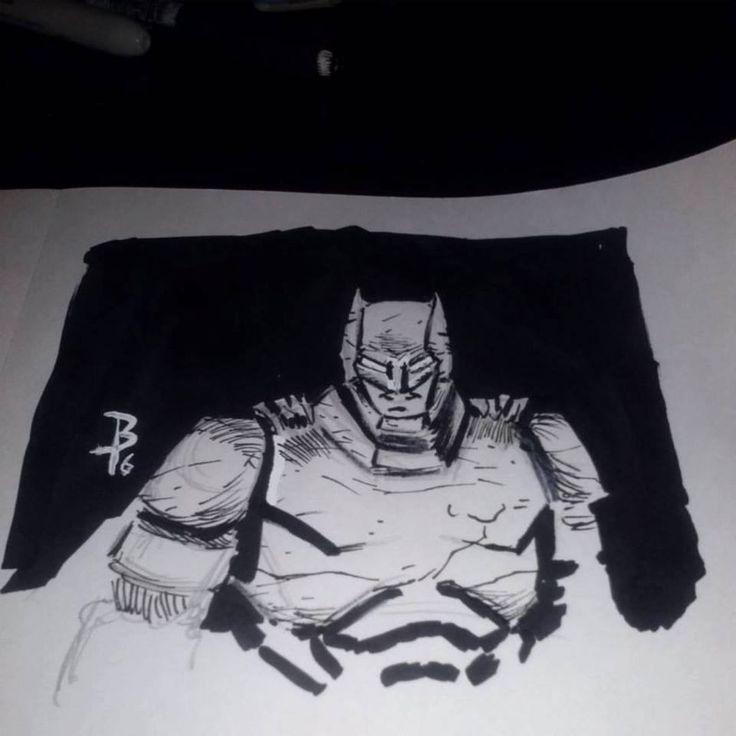 #Arte #FanArt #Batman #BatmanvSuperman #Fotografia #Cómics #Ilustración #BlancoyNegro #Pecariestudio #CarlosBenitez