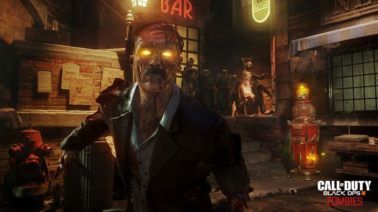 Call of Duty Black Ops 3 Video Game Screenshot