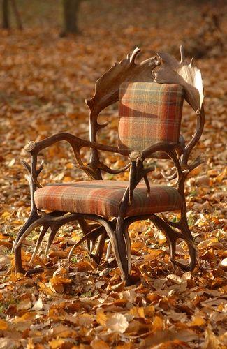 HUNTING CHAIR   Decorex · Cabin FurnitureFurniture ...