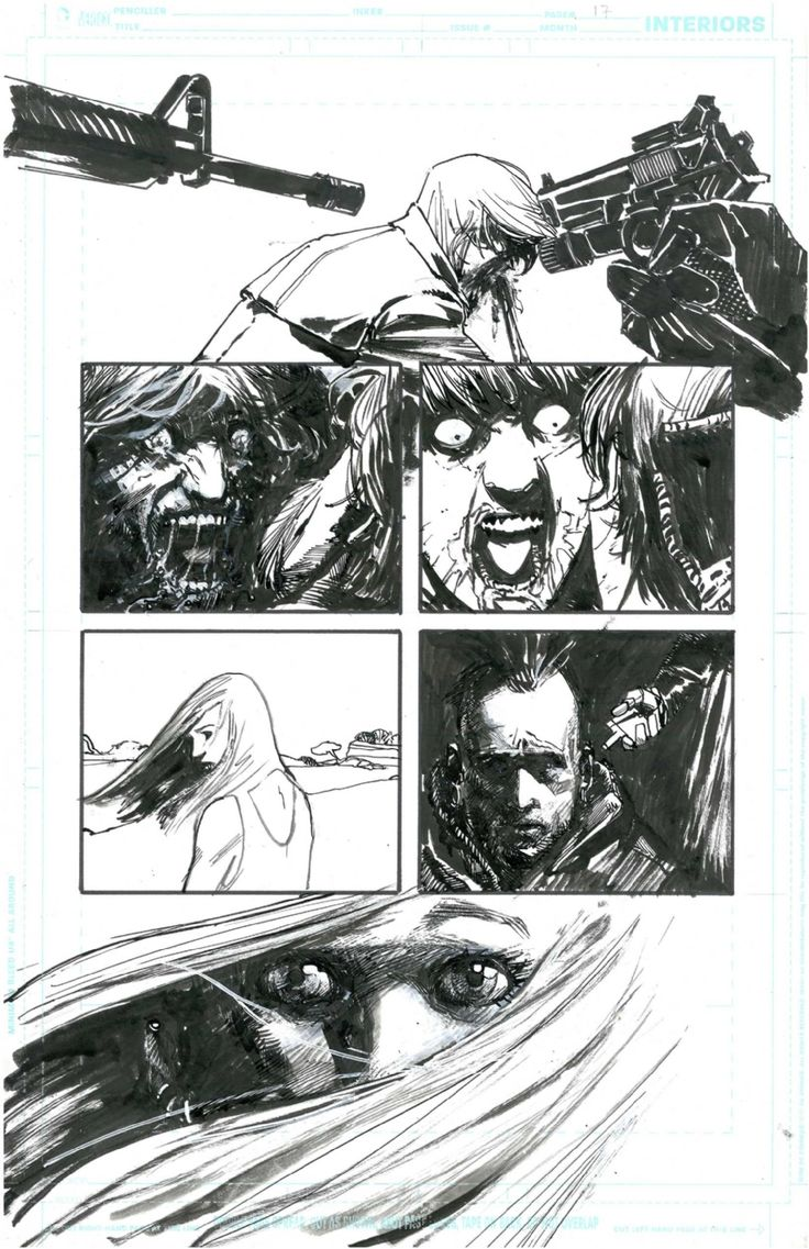 Suiciders: Kings of Hell.A. 06 page 17 Comic Art