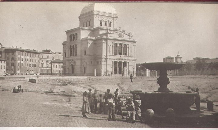 Roma Sparita - La Sinagoga
