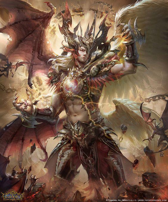 25+ Melhores Ideias De Anjos E Demônios No Pinterest