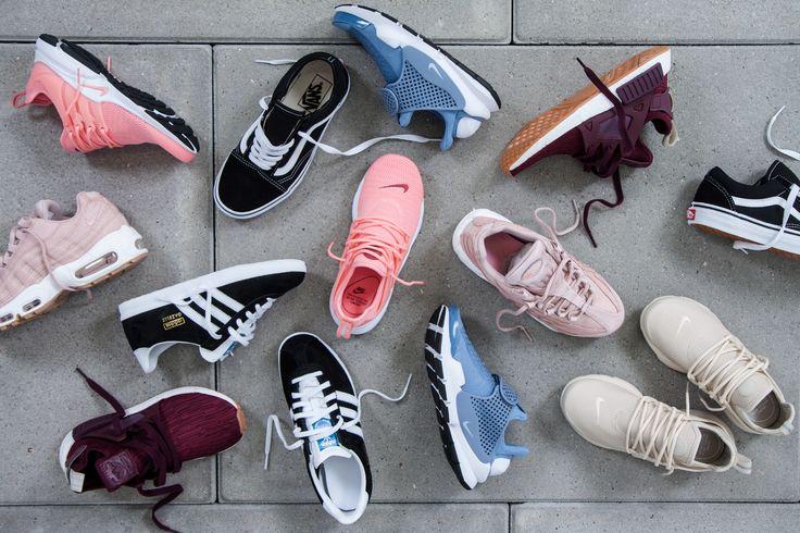 sneakers, shoes, trend, trends, trends 2017, sport, sport shoes, footwear, footwear trends, nike, vans, adidas, official,