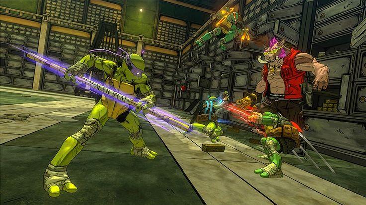 Mañana será la filtración oficial del nuevo juego de las Tortugas Ninjas