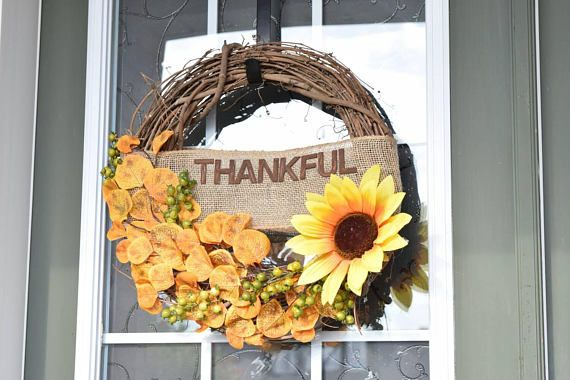 Check out this item in my Etsy shop https://www.etsy.com/ca/listing/559149833/rustic-thanksgiving-wreath