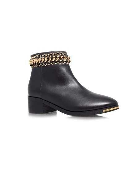 Tricot Tendu Garni De Gros-grain-chaussures Montantes - Gris Givenchy E06pQ9Tfla