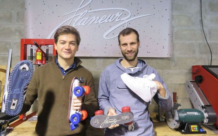 La Courneuve : un prix Talents des cités pour les baskets - rollers - le Parisien