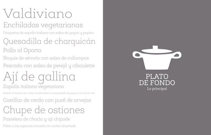 Algunas de las recetas para cocinar de plato de fondo  del libro Del Blog A La Mesa