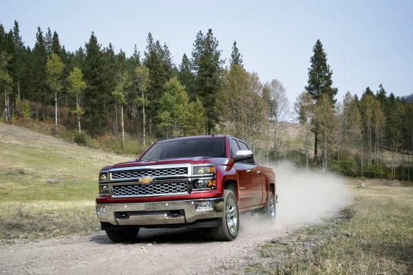 2014 chevrolet silverado 1500 transmission problems