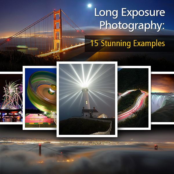 15 Stunning Examples of Long Exposure #Photography