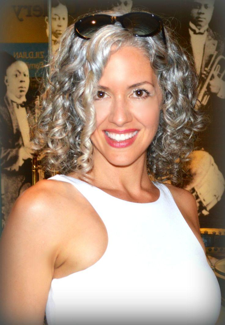 Sara Davis-Eisenman i love the natural color! wish i was brave enough to do this...
