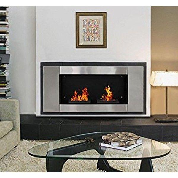 M s de 1000 ideas sobre chimenea de etanol en pinterest chimeneas tablero de mesa y dise o de - Se puede poner una chimenea en un piso ...