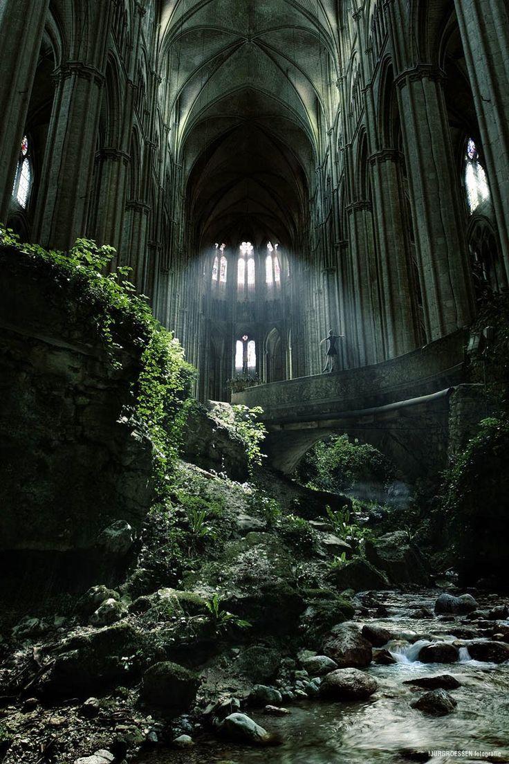 Igreja em St. Etienne, França