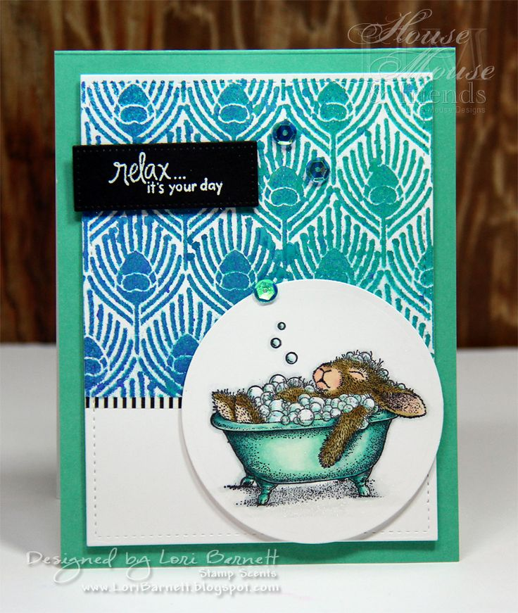 Hello there House-Mouse fans! I've got exciting news! We are teaming up the amazing Stampendous Design Team  plus the Woodware Craft Collect...