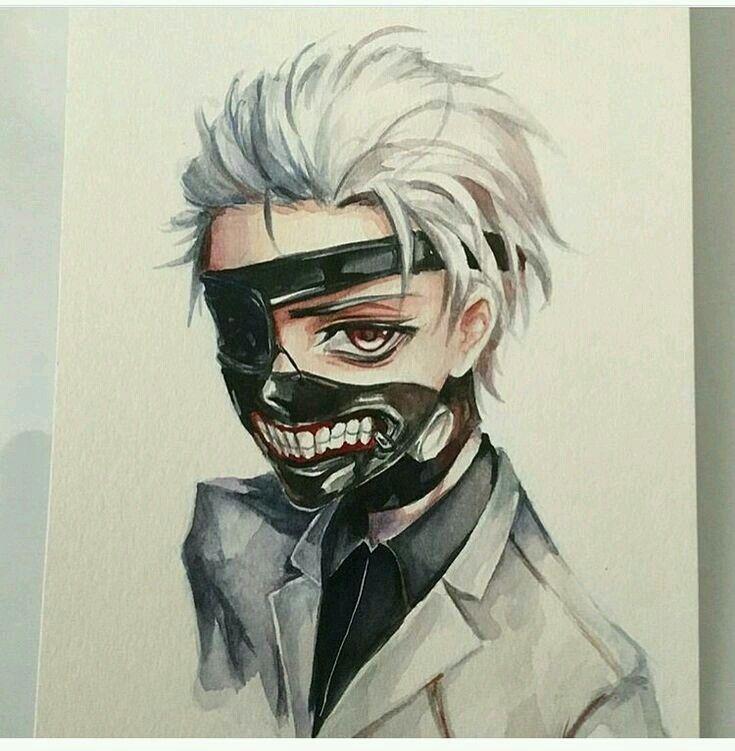The One Eyed King||Ken Kaneki|| Tokyo Ghoul