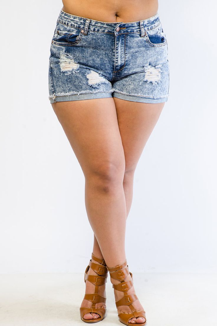acid wash distressed daisy dukes $20.99 | gs love: what's hot