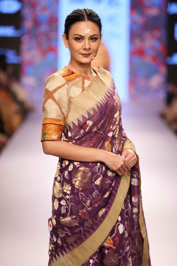 Lakmé Fashion Week – GAURANG AT LFW SR 2015