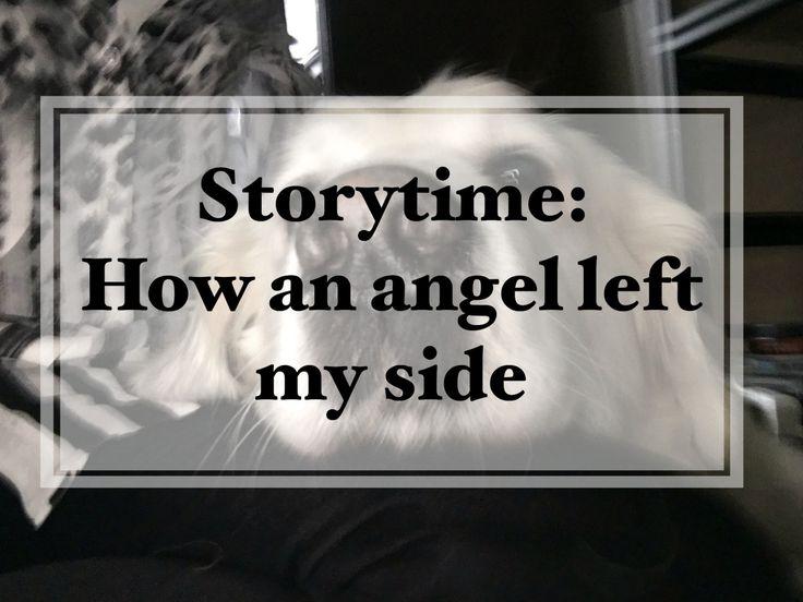 Storytime: How an angel left myside