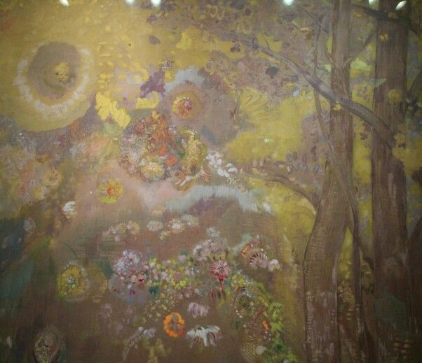 More of Odelin's  art panels....so pretty.