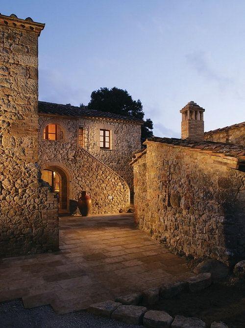 Hotel Castello di Casole, Tuscany, Italy -www.castellodicasole.com-