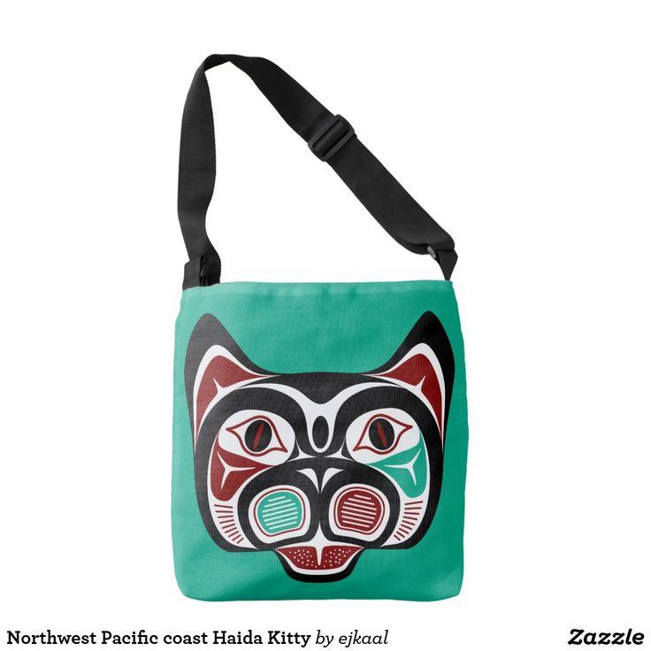 Northwest Pacific coast Haida Kitty