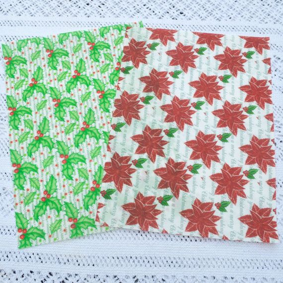 Edible Merry Christmas x2 Wafer Rice Paper A4 by WicksteadsEatMe