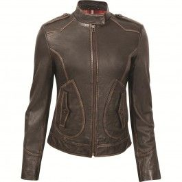 Durango Leather Company Women's Saloon Jacket