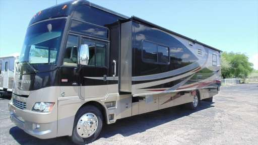 Check out this 2011 Winnebago Adventurer 37F W/3slds listing in Tucson, AZ 85706 on RVtrader.com. It is a Class A and is for sale at $79995.