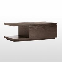 Hubs Loved This Sliding Storage Coffee Table At West Elm.