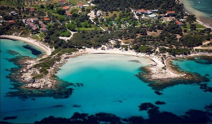 Vourvourou Beach (Sithonia) ... Halkidiki !!