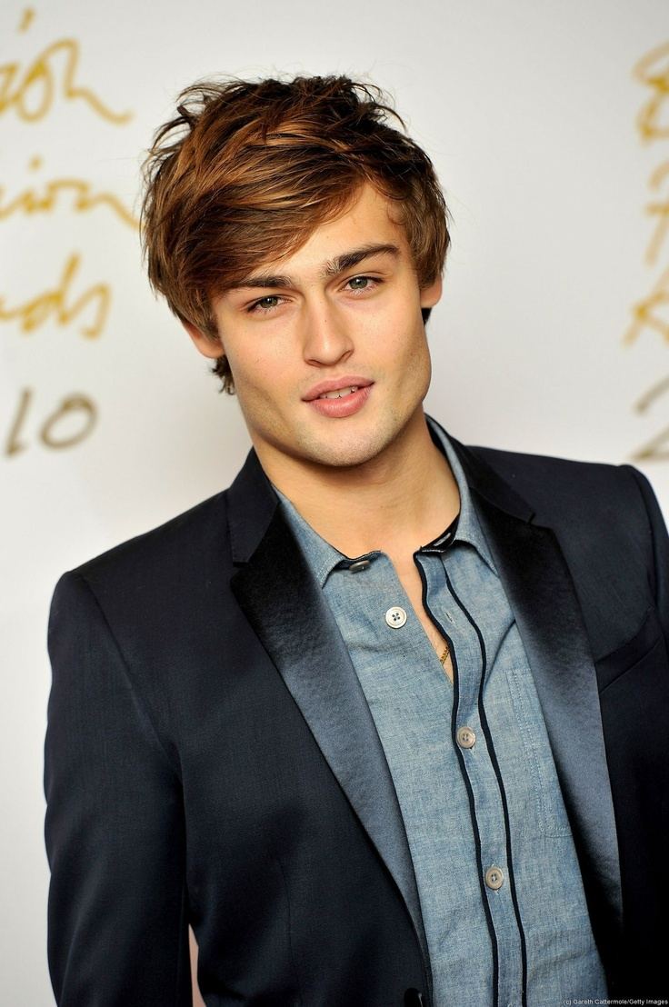 Douglas Booth: love wh...