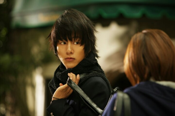 Mizobata Junpei. Kokou debut's scene. Acted as Komiyama Yoh