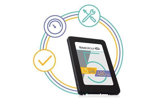 Η Team Group ανακοίνωσε μια νέα σειρά SATA SSD, την L5 LITE, η οποία απευθύνεται σε όσους ψάχνουν έναν προσιτό SSD, ίσως για να αντικαταστήσουν κάποιον παλιό μηχανικό δίσκο στο σύστημά τους. Η νέα σειρά περιλαμβάνει μοντέλα με χωρητικότητες από μόλις 60GB, έως και 480GB.