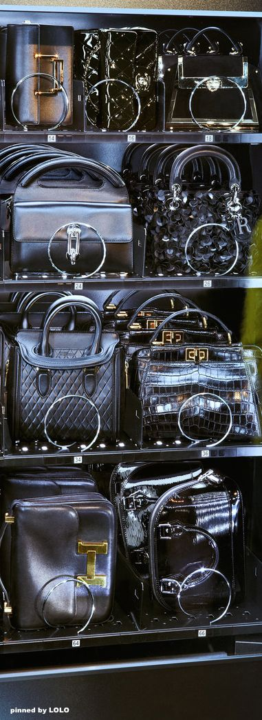 Handbag Vending Machine!