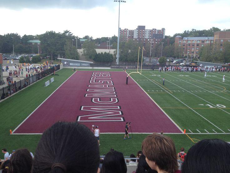 Les Prince Field at Ron Joyce Stadium, McMaster University