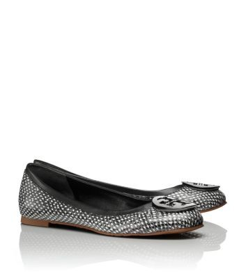 Visit Tory Burch to shop for Reva Polka Dot Ballet Flat . Find designer  shoes, handbags, clothing & more of this season's latest styles from  designer Tory ...