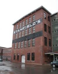 Stanfield's underwear factory, Truro, NS