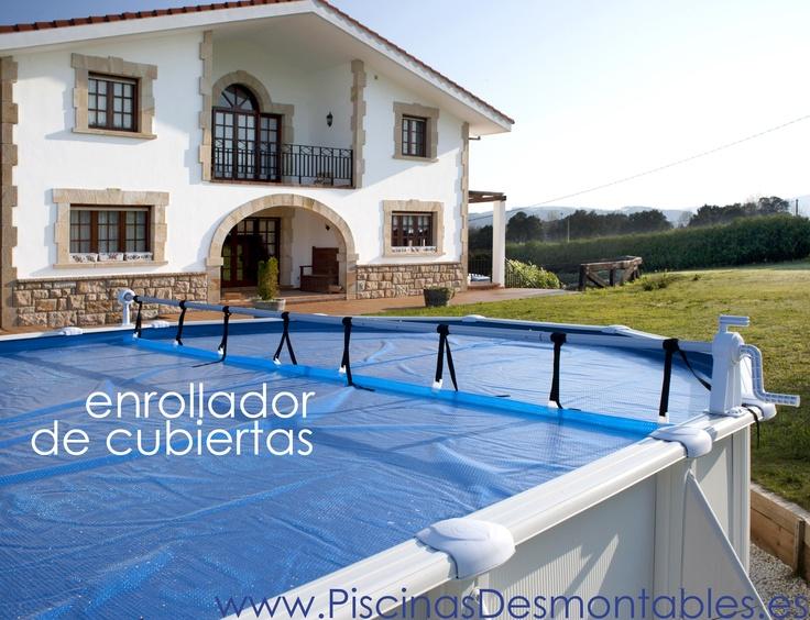 Las cubiertas isot rmicas o cubiertas de verano sirven for Calentar agua piscina