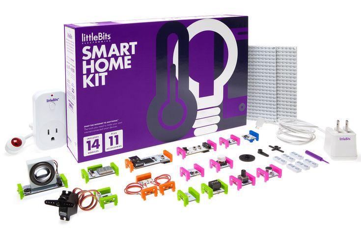 Новый LittleBits — теперь банановый (на самом деле с Wi-Fi) / Блог компании Madrobots / Хабрахабр