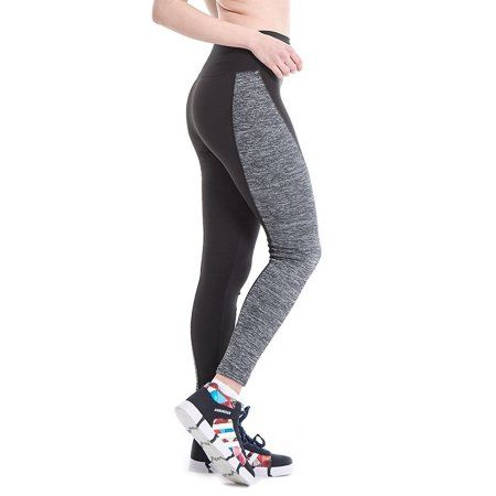 2b1a2381d9147 SAYFUT Women's Juniors' Yoga Pants Skinny Ankle Leggings Sport Active  Pilates Workout Tight Elastic Waistband
