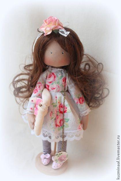Men handmade.  Fair Masters - Textile handmade doll BETTY.